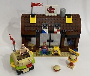 Lego SpongeBob Krusty Krab Adventures 3833