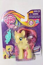 My Little Pony Fluttershy Rainbow Power Hasbro HUB Barrette Figure MLP NEW