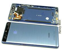 Original Huawei P9 Akkudeckel Backcover Fingerprint ID Sensor Flex Kamera Glas B