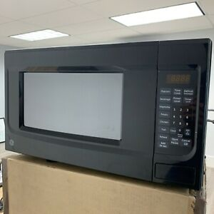 GE Countertop Microwave Oven JES1460DSBB 1.4 cu. ft. 1100 Watts 10 Power Levels
