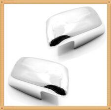 Chrome Door Mirror Cover For 05-18 Nissan Frontier 05-15 Xterra 05-12 PathFinder