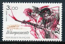 STAMP / TIMBRE FRANCE NEUF N° 2313 ** RESISTANCE ET DEBARQUEMENT