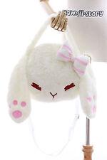 Lb-44 Coniglio Bunny chiedendovi-CONIGLIO PERSONAGGIO PELUCHE Giacconi da Trasporto-Borsa LOLITA HARAJUKU
