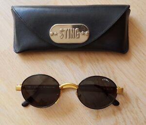 Sting Mod 4038 / Vintage eyeglasses and sunglasses / NOS / Eyewear / 90s