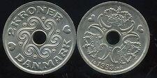 DANEMARK   2 kroner  1993