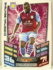 Match coronó 2012/13 Premier League - #033 christian benteke-aston villa