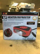 12 Volt Heater/ Defroster For Car, Truck, Tractor Dash Mountable LED flashlight
