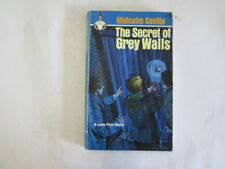 Acceptable - The Secret of Grey Walls (Merlin books-no.21) - Malcolm Saville 196