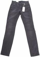 MAC Jeans SKINNY MOTORBIKER Damen Jeans Hose Women Denim Pants 36 L32 Grau NEU
