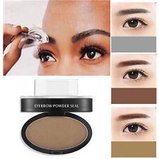 Naturel Sourcil Poudre Maquillage Estampe Palette Approprié Ombre Définition
