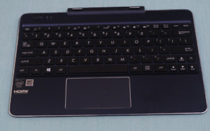 ASUS Mobile Dock TABLET Keyboard T100 CH Battery incl 10.1INCH T100CHI-C1BK Blue