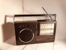 Grundig Music Boy 150 4 Band Radio TESTED