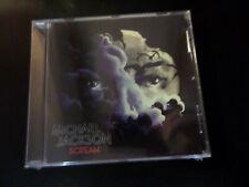 CD ALBUM - MICHAEL JACKSON - SCREAM - NEW AND SEALED