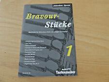 Bravour-Stücke für Akkordeon Solo Band 1, Jürgen Schmieder