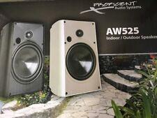 Speakers Proficient Audio Systems AW525 BLK 1 PAIR OF INDOOR / OUTDOOR SPEAKERS