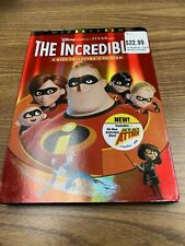 Disney The Incredibles (Dvd 2-Disc Collectors Ed Set Widescreen)