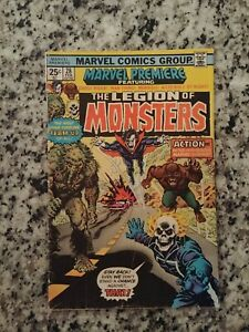 Marvel Comic Lot - keys and firsts - Premiere #28, Eternals, MM #1, New Mutants