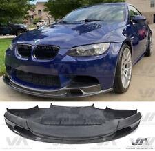 BMW M3 E90 E92 E93 GTS VRS CARBON FIBER FRONT BUMPER SPLITTER WITH UNDERTRAY