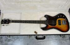 Gibson Bass EB 2013 Satin Fireburst inkl. Case Made in USA • TOPZUSTAND •