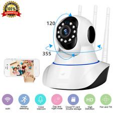 1080P Smart Ip Camera Ir-cut WiFi Night Vision Security Cam Home Surveillance