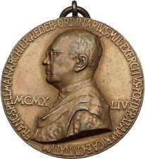 1939 New York ARCHBISHOP Francis Spellman Catholic Christian Medal i53768