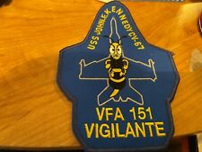 New listing Uss John F Kennedy Cv-67 Vfa-151 Vigilante Patch
