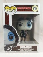 Marvel Funko Pop - Domino - Deadpool - No. 315