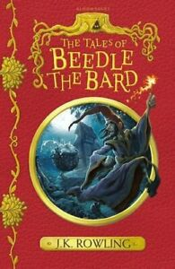 The Tales of Beedle the Bard by Rowling, J.K. Book The Cheap Fast Free Post