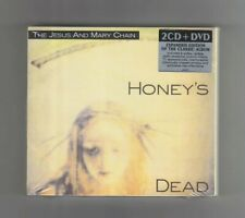 (CD) THE JESUS AND MARY CHAIN - Honey's Dead / 2 CD + DVD / Import / NEW