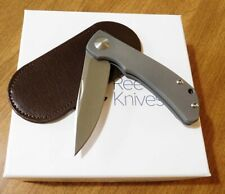 CHRIS REEVE New Right Hand Titanium Handle Impinda S35VN Blade Knife/Knives