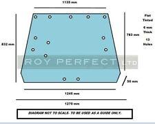 John Deere Rear Glass (SG2 Cab)