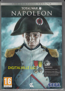 Napoleon Total War The Complete with The Peninsular Campaign All Unit&BattlePack