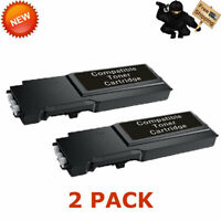1 PK Black Toner Cartridge for Dell 3840 s3840 S3840CDN S3845CDN 593-BCBC