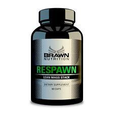 BRAWN RESPAWN (Tren/Epi Stack) x 90 capsules Lean Mass Stack