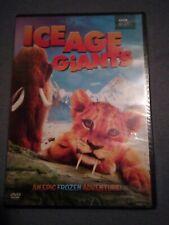Ice Age Giants (DVD, 2015)