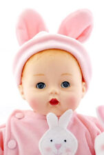 """Madame Alexander PINK BUNNY MY FIRST HUGGUMS 12"""" Baby Doll 28960 - NEW!"""