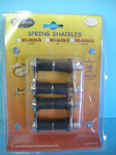 Hot Rod Front Spring Shackles Stainless Steel 1928 1929 1930 1931 1932 1934 Ford