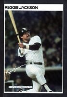 Reggie Jackson YANKEES  UNSIGNED  6 x 9  COLOR TEAM ISSUED PICTURE PACK PHOTO #6