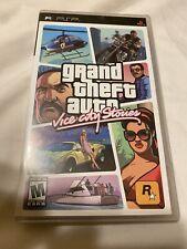 Grand Theft Auto: Vice City Stories (Sony Psp, 2006)