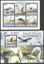 Birds Mint Never Hinged/MNH Sheet Stamps
