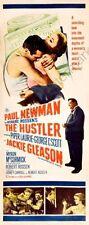 Hustler The Movie Poster Insert 14inx36in 36cmx92cm Paul Newman Replica