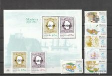 Madeira (Portugal) MNH 1980 Complete Deel in schoon Conservation