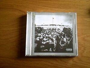 Kendrick Lamar CD To Pimp A Butterfly
