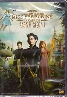 DVD Miss Peregrine The Mansion Of Youth Special By Tim Burton New 2016
