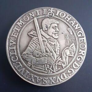 Sachsen 1 Taler Johann Georg I. 1624
