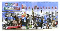 Rivista Regia Aeronautica 13 numeri Tutto il pubblicato - Delta Ed. 2013 - 2014