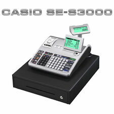 CASIO SE-S3000 CASH REGISTER CASIO SES3000 SE-S3000 (Z4), CASIO SE-S3000MD-SR