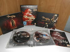 Demon's Souls-Black Phantom Edition ps3 ARTBOOK strategia guide TECNO DARK