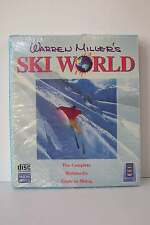 Warren Miller's Ski World '95 CD-ROM Software Game Sealed