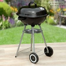 More details for kettle bbq charcoal barbecue outdoor portable with 2 wheels fast free delivery